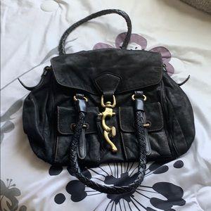 Perfect black purse